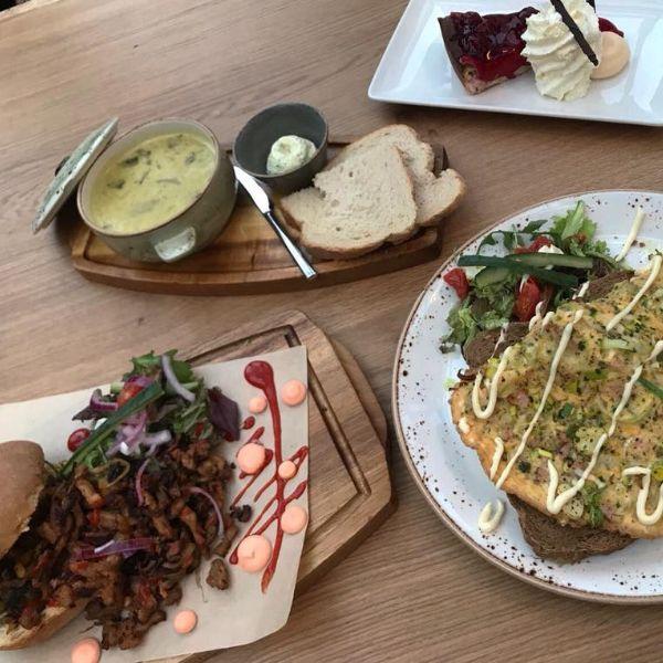 Brownies & downieS Wijchen - Diner