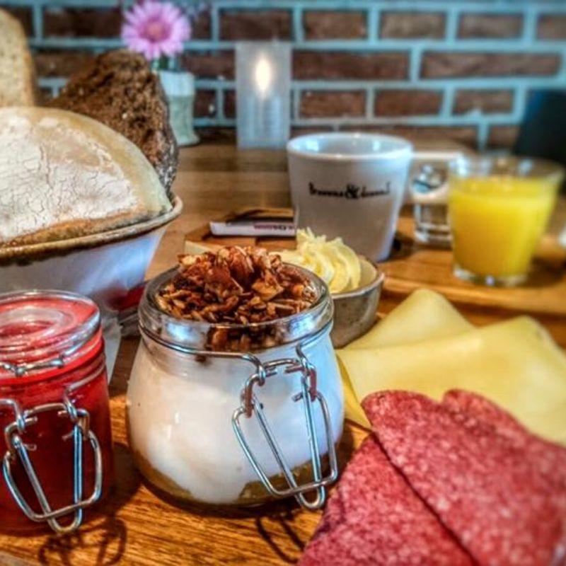 Brownies & downieS Wijchen - Lunch